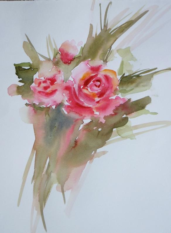 workshop rose